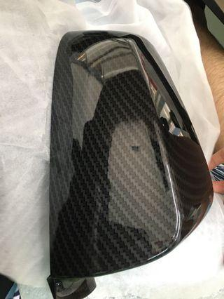 Bmw f10 Carbon print side mirror cover