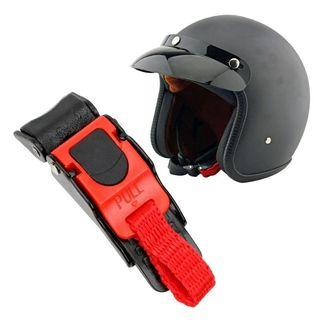 Motorcycle Helmet Quick Release Chin Strap Buckles