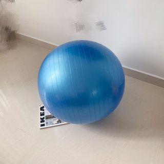 wts Yoga Ball with Yoga Mat