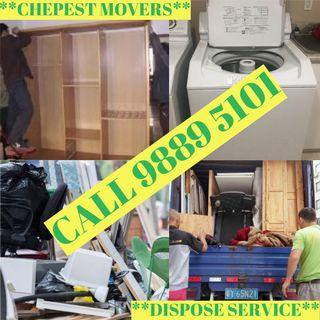 Housing moving services