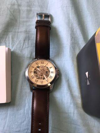 Fossil automatic authentic