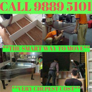 Furniture Delivery House Moving Disposal Service