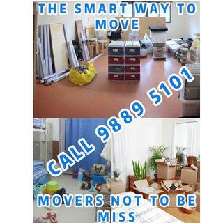 Cheap Movers and Delivery