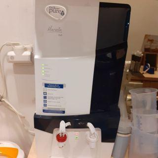 PURE IT MARVELA Hot  Saringan air, dispenser RO