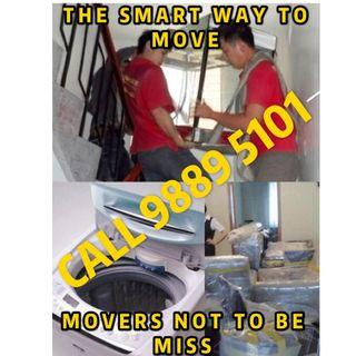 Movers for furniture FREE quotation & Boxes