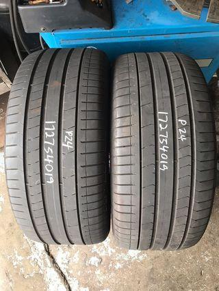 275/40/19 Used Tyre
