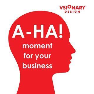A-Ha! moment Effective Graphic Design