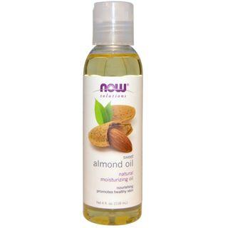 [Ready Stock] Now Foods Solutions Pure Sweet Almond Oil 118ml