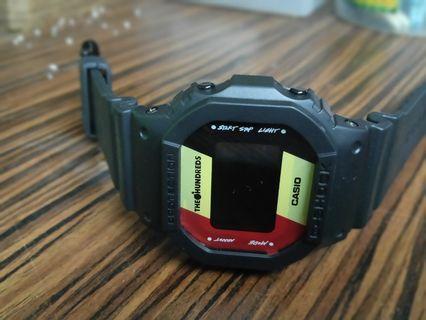 Casio G-Shock dw 5600 HDR