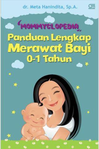 Mommyclopedia Panduan lengkap merawat bayi 0-1 tahun ebook dr meta hanindita