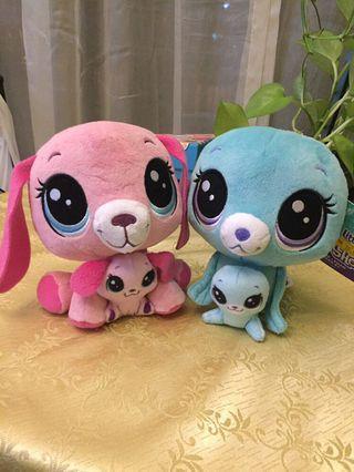 Little Pet Shop 2 sets