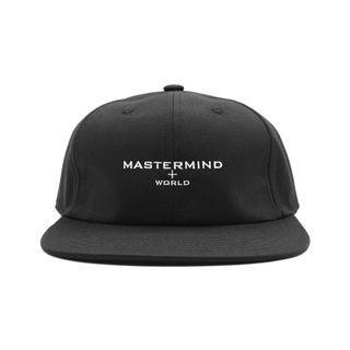 Mastermind World (Mastermind + World)  embroidery Flat baseball cap