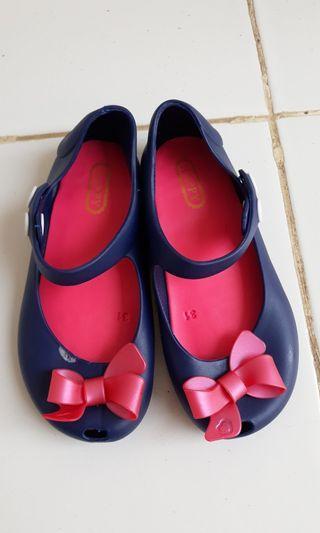 Sepatu pita jelly