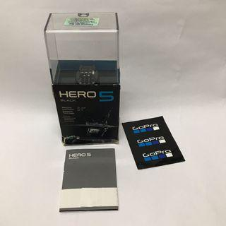 GoPro Hero 5 Black (Box Only)
