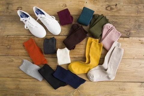 襪子 中筒襪