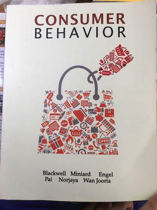 Consumer behavior(原文書)