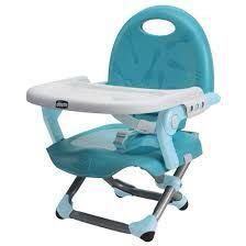 Chicco pocket booster seat blue