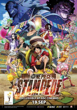 [GSC] One Piece Stampede Ticketing Service (13th September, 2019)