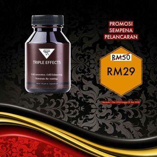 Jerung Triple Effects Kelapa Sawit Liquid Fertilizer