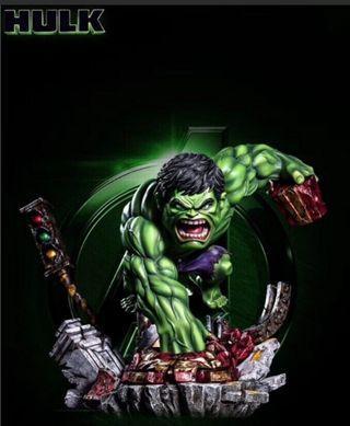 [STOCK] INF Toys Hulk Resin Statue