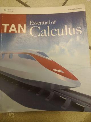 微積分 essential of calculate