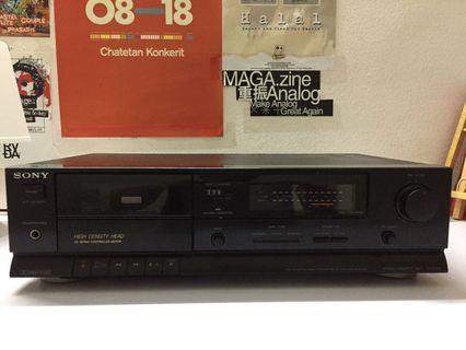 Cassette Deck Sony TC-FX211