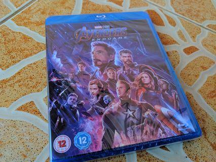 Avengers Endgame Blu Ray For Sale