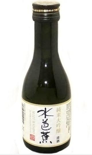 Mizubasho Junmaidaiginjo Sake