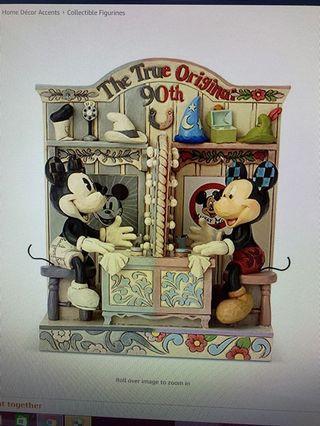 Jim Shore Enesco Disney Traditions - Mickey 90th Anniversary