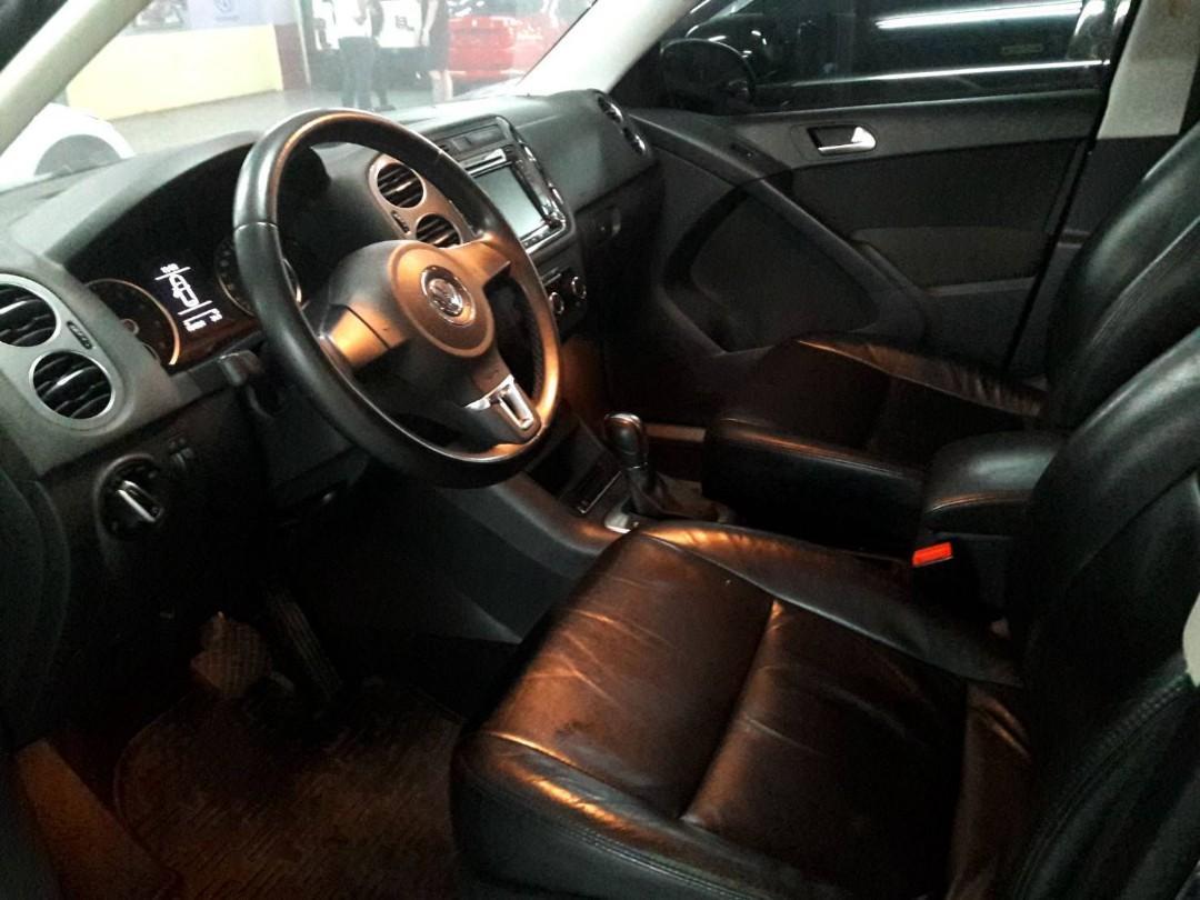 2012年 福斯 帝觀 2.0 汽油 4WD