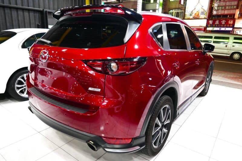 2017年Mazda CX-5整車原版件底盤安靜無待修