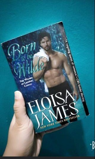 Born to be Wilde - Eloisa James *English novel*