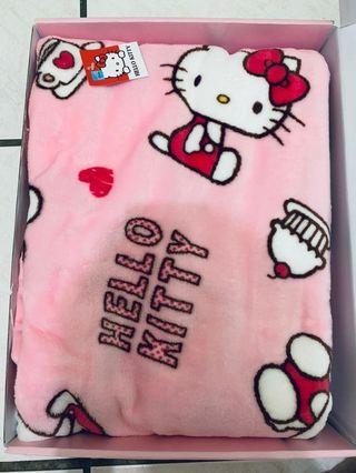 Kitty 毛毯
