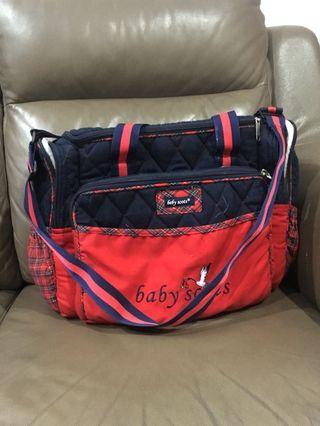 Tas bayi Baby Scots (Baby Bag)