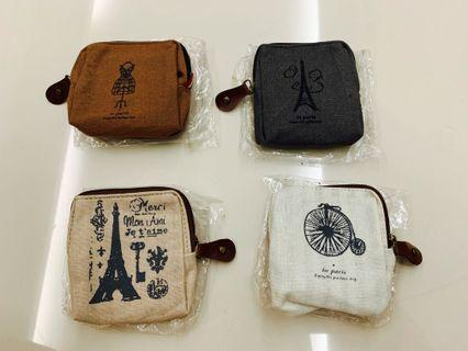FREE Coin Pouch/Wallet