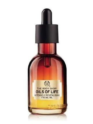 #bagibagi[Share] The Body Shop OILS OF LIFE INTENSELY REVITALISING FACIAL OIL SAMPLE