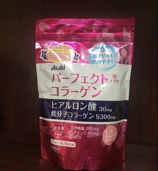 [日本 Asaho] 朝日 膠原蛋白粉補充包 225g(30日/包)