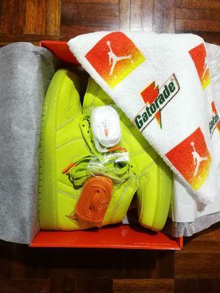 """Air Jordan 1 Retro High OG """"Gatorade"""""""
