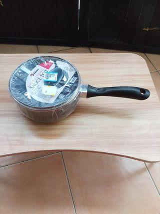 Sauce Pot Marble Coated (18sm)