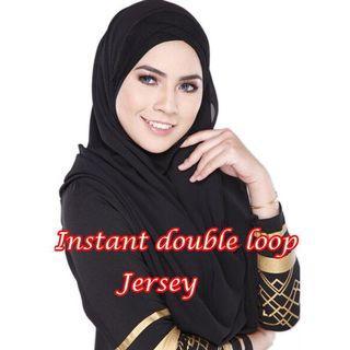 Instant Double Loop Jersey