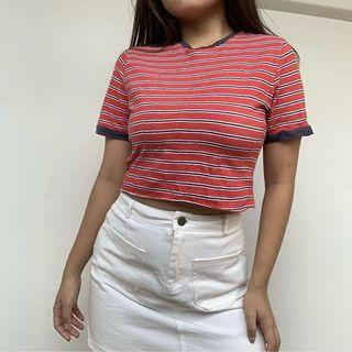 Authentic Tommy Hilfiger Crop Tee