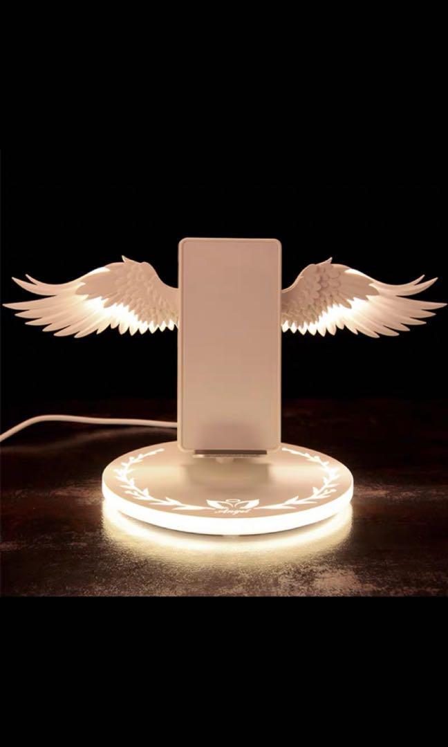天使之翼無限充電器「升級版」(充電翅膀常開)