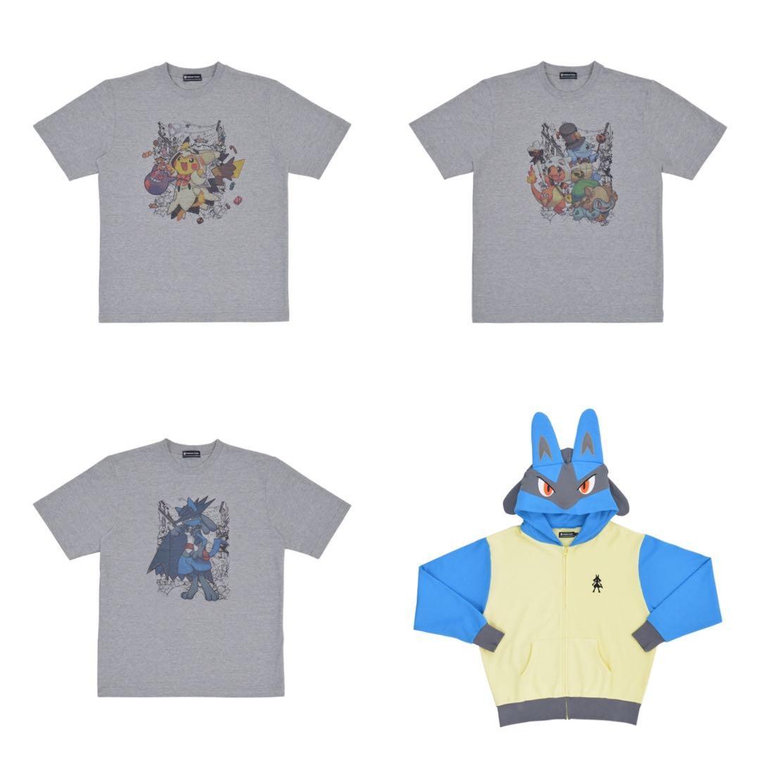 🇯🇵 Pokemon Centre : 萬聖節 Halloween Festival // 日本代購 // 寵物小精靈 // 比卡超 Pikachu // 路卡利歐 // 雪拉比 // 車厘龜 // 小火龍 // 奇異種子