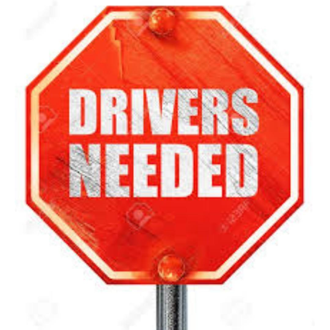 AD-HOC EMERGENCY drivers wanted! Cab fare claimable! CLASS 3