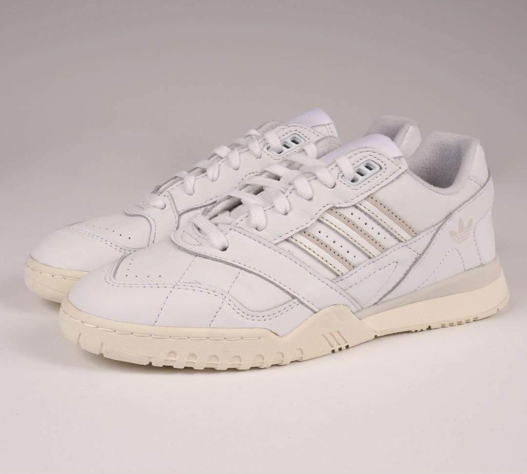 Adidas Original A R trainers WHITE shoes