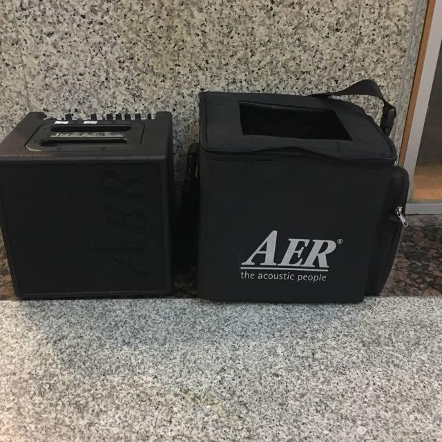 Aer acoustic alpha 40 amp