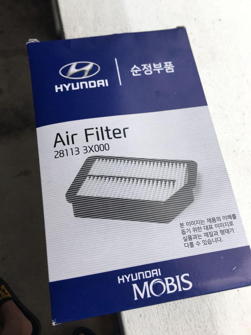 Air filter for Hyundai Elantra/kia cerato K3