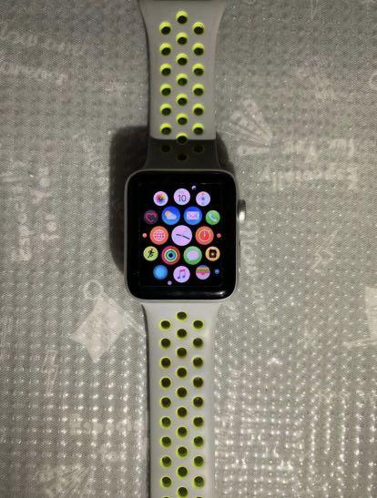 Apple Watch Series 2 (NIKE 42mm)