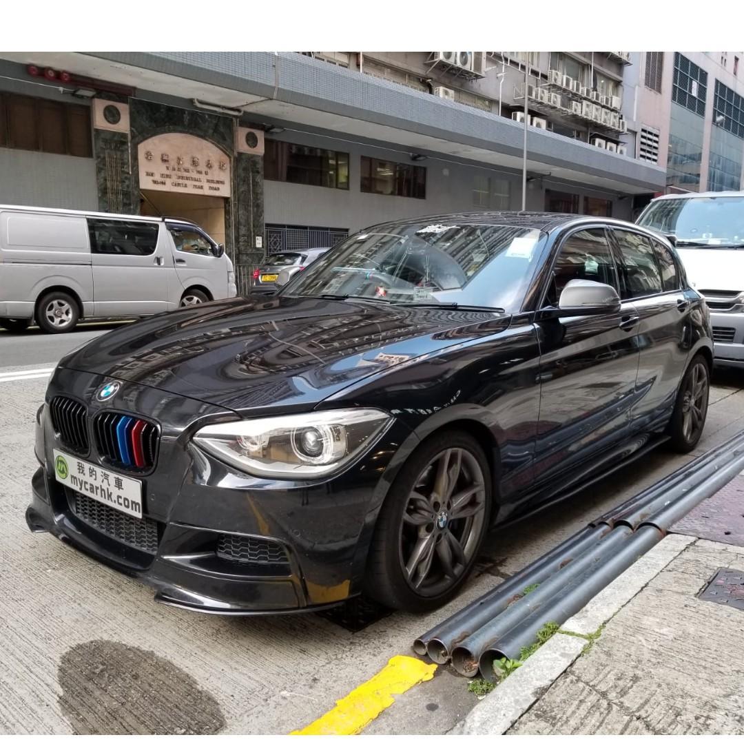 BMW 135I 2012