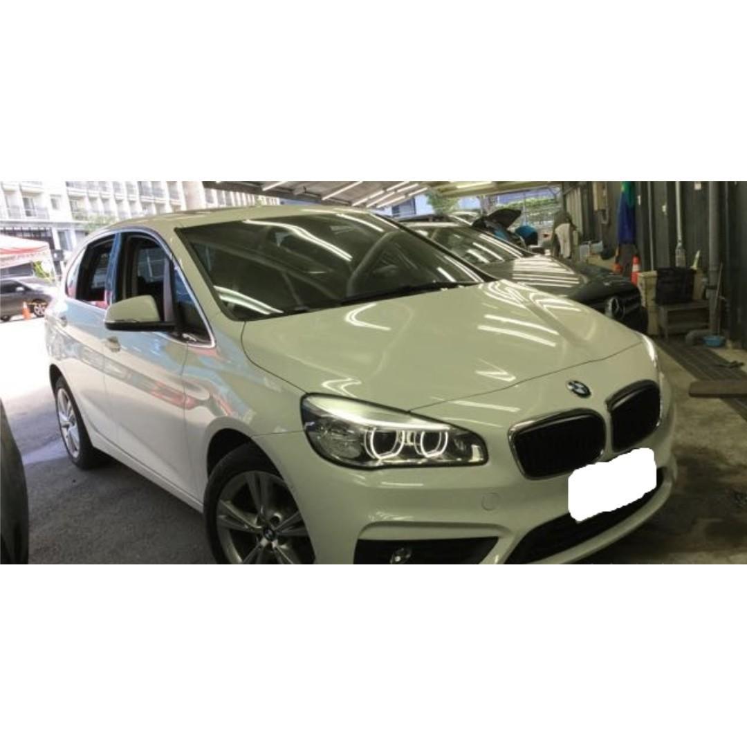 BMW 220I 2016年 2.0L